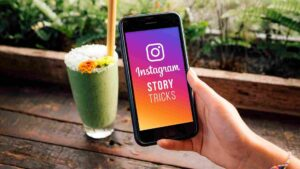 Instagram story feature Tricks