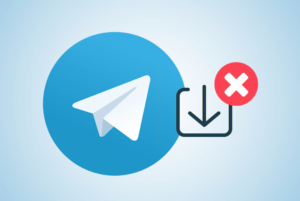 Telegram automatic download removal