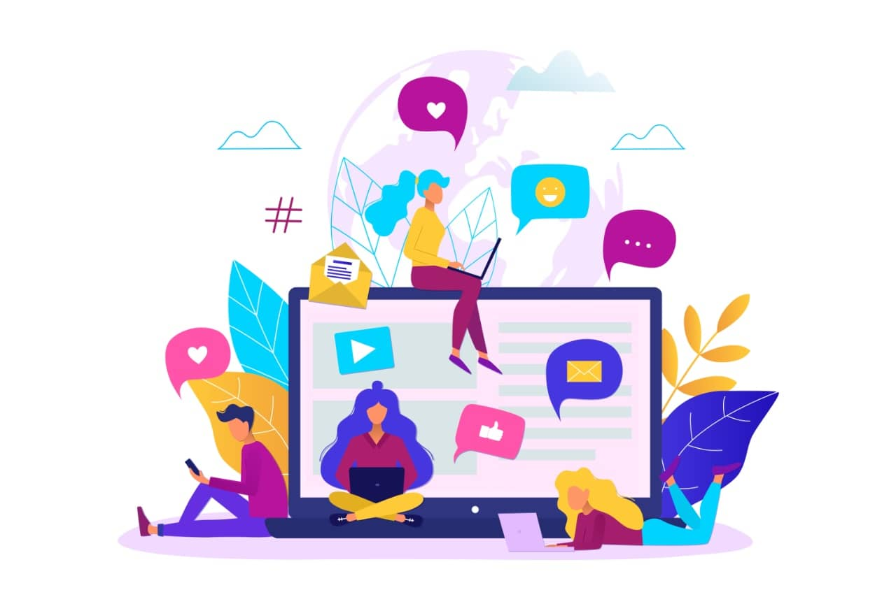 Is it possible to marketing on social media?