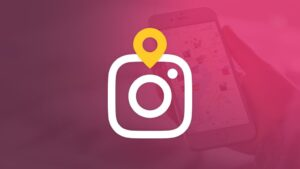 add your location on Instagram